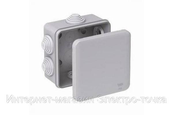 Коробка розпределительная накладная IP-55 85Х85X40 Schneider electric