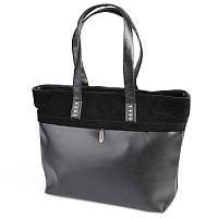 Женская сумка М161-33/замш, фото 1