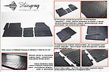 Автомобильные коврики на Nissan NV400 2011- Stingray, фото 3
