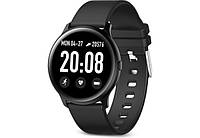 Умные часы Smart Watch KingWear KW19 Green Bluetooth 4.0 140 мАч Счетчик калорий Шагомер Пульсометр, фото 5