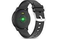 Умные часы Smart Watch KingWear KW19 Green Bluetooth 4.0 140 мАч Счетчик калорий Шагомер Пульсометр, фото 8