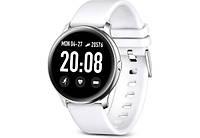 Умные часы Smart Watch KingWear KW19 Green Bluetooth 4.0 140 мАч Счетчик калорий Шагомер Пульсометр, фото 9