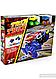 Игровой набор канатный детский трек Trix Trux Monster Trucks 2 машинки, фото 7