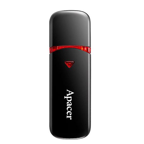 Флеш пам`ять Apacer AH333 32GB Black