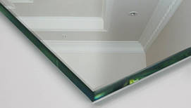Зеркало листовое серебро 4 мм