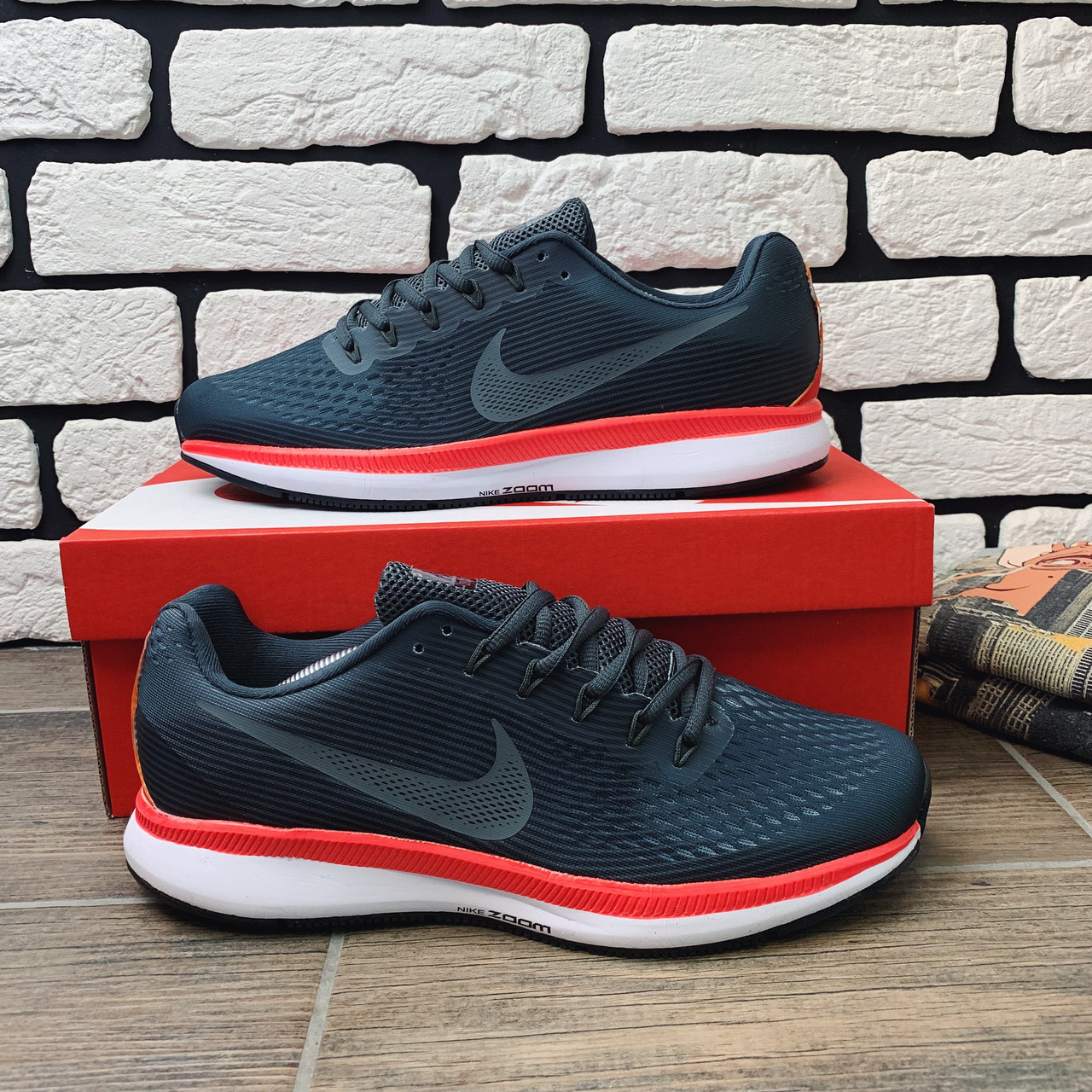 Кроссовки мужские Nike ZOOM  10598 ⏩ [ 44> ]