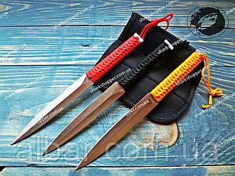 Набор метательных ножей.
