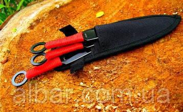 Набор метательных ножей Ярость.