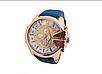 Кварцевые стильные часы V6 с белым циферблатом, фото 3