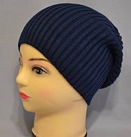 Вязаные шапки для подростков (девочек и мальчиков)