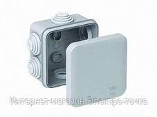 Коробка розпределительная накладная 100x100x50 Schneider electric