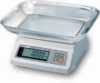 Весы кухонные и торговые CAS SW-20, фото 1