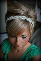 """Ободок для волос """"Нежность"""", фото 1"""