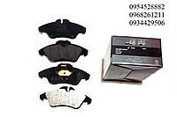 Тормозные колодки передние  VW LT 28-35 / Mersedes Sprinter208-316 1996-2006 AUTO STANDART (Украина)  AST576
