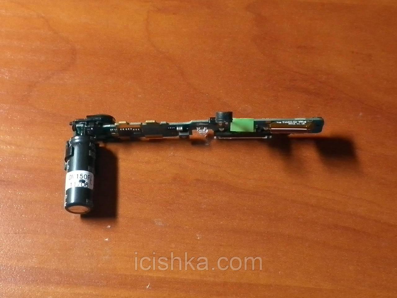 Плата фотоаппарата блок вспышки Samsung DV150