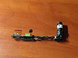 Плата фотоаппарата блок вспышки Samsung DV150, фото 2