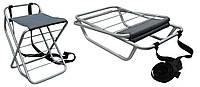 Санки-стул для рыбака 570х345х125 мм, 1,8 кг