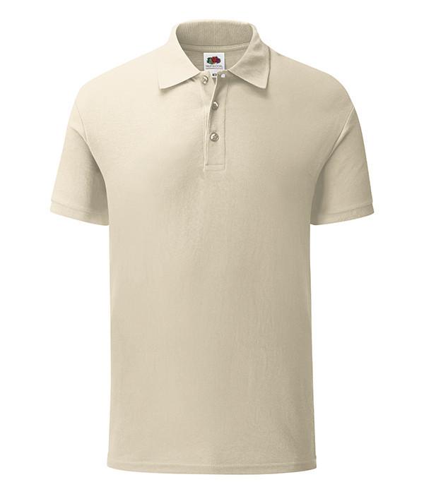 Мужская футболка Iconic Polo 2XL, 60 Телесный