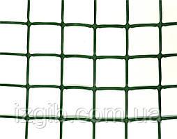 Сетка ограждающая полимерная 350 г/м2, ячейка 37х43, 1х50м