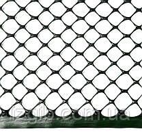 Сетка ограждающая полимерная 300 г/м2, ячейка Cота 17х17, 1х50м