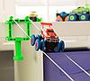 Игровой набор канатный детский трек 2 машинки Trix Trux Monster Trucks, фото 3
