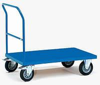 Тележки платформенные грузовые