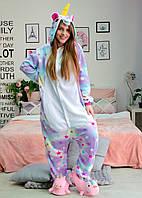 Отзывы! Кигуруми пижама Звездный единорог