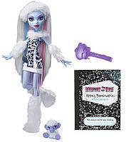 Кукла Monster High  Эбби Боминейбл базовая с питомцем  Abbey Bominable Doll