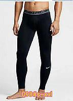 Термо-штаны Nike Pro 2019/компрессионные штаны/термобелье #O/T 1071236055