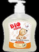 """Детское жидкое мыло """"Ромашка"""" - BIO няня 500мл."""