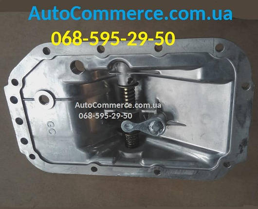 Крышка коробки передач КПП JAC 1045, ДЖАК 1045 (2.8), фото 2