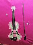 Кресло пуф мешок груша бескаркасная Музыка с именем, фото 4