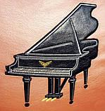 Кресло пуф мешок груша бескаркасная Музыка с именем, фото 6