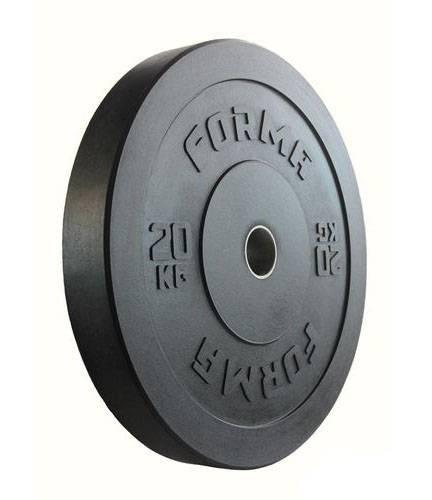Блины бамперные для кроссфита и тяжелой атлетики. Bamper plate.
