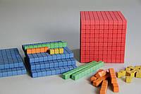 Набор для обучения Математический куб Единицы объема Wissner (R039578.000)