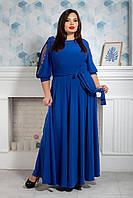 Нарядное платье большого размера