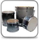 Отдельные барабаны
