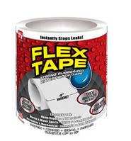 Сверхпрочная водонепроницаемая лента Flex Tape 10*150 см белая