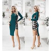 Женское красивое платье нарядное Франческа 4022, фото 1