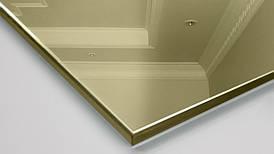 Зеркало листовое бронза 4 мм