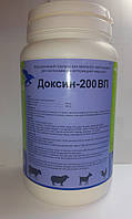 Доксин 200 ВС лечение насморка хрипов у голубей