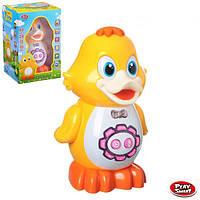 Детская интерактивная игрушка утёнок сказочник 7497 Play Smart