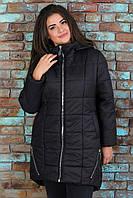 Зимняя куртка на синтепоне. Размеры 50,52, 54, 56.