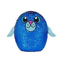 М'яка іграшка з паєтками SHIMMEEZ S3 - ТЮЛЕНЬ МЕТЬЮ (36 cm)