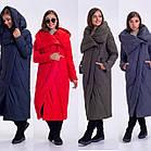Дизайнерские Фабричные Пальто пуховики  OVERSIZE. Tongcoi - Гарантия качества и стиля!, фото 7