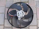 Вентилятор основного радиатора для Fiat Ducato Citroen Jumper Peugeot Boxer 1325475080, 5020024 A, фото 2