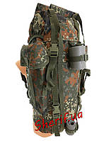 Рюкзак  военный 75 литров Ranger  MIL-TEC Flecktarn, 14030021
