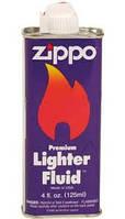 Бензин для зажигалок 125мл Zippo 15225000