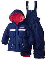 Зимний костюм(куртка и полукомбинезон) Pink Platinum(США) для девочки 18мес, 24мес