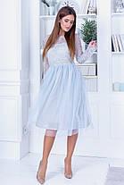 Платье нарядное в расцветках  74703, фото 2
